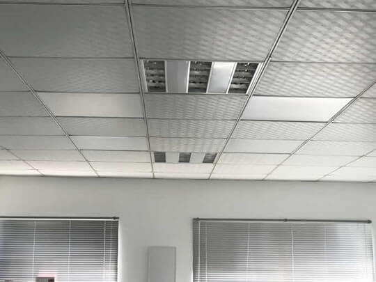 Office Ceiling grid, China