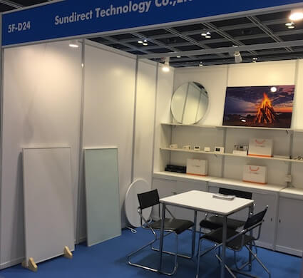 Hongkong Electronics Fair 2016