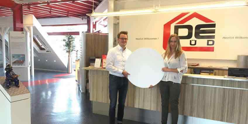 Partnership with Solar-Dacheinkauf