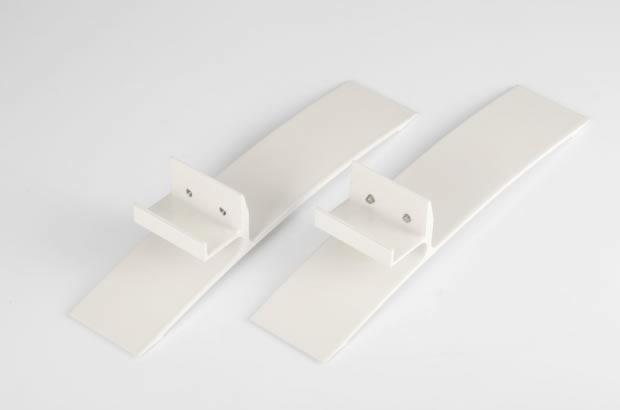 Fußständer aus Aluminium für die PE Serie
