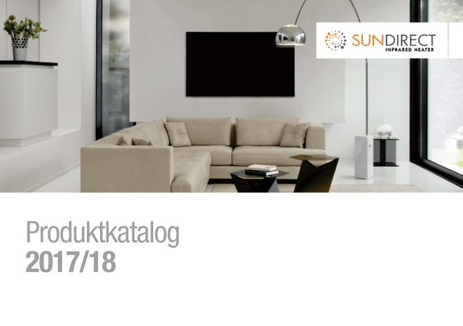 Die neue Sundirect Broschüre und Datenblätter für die Saison 2017/18 sind da!
