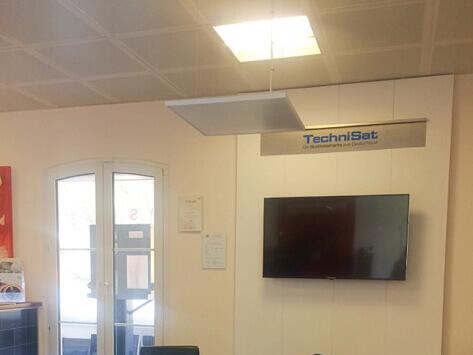 Bürorezeption, Deutschland