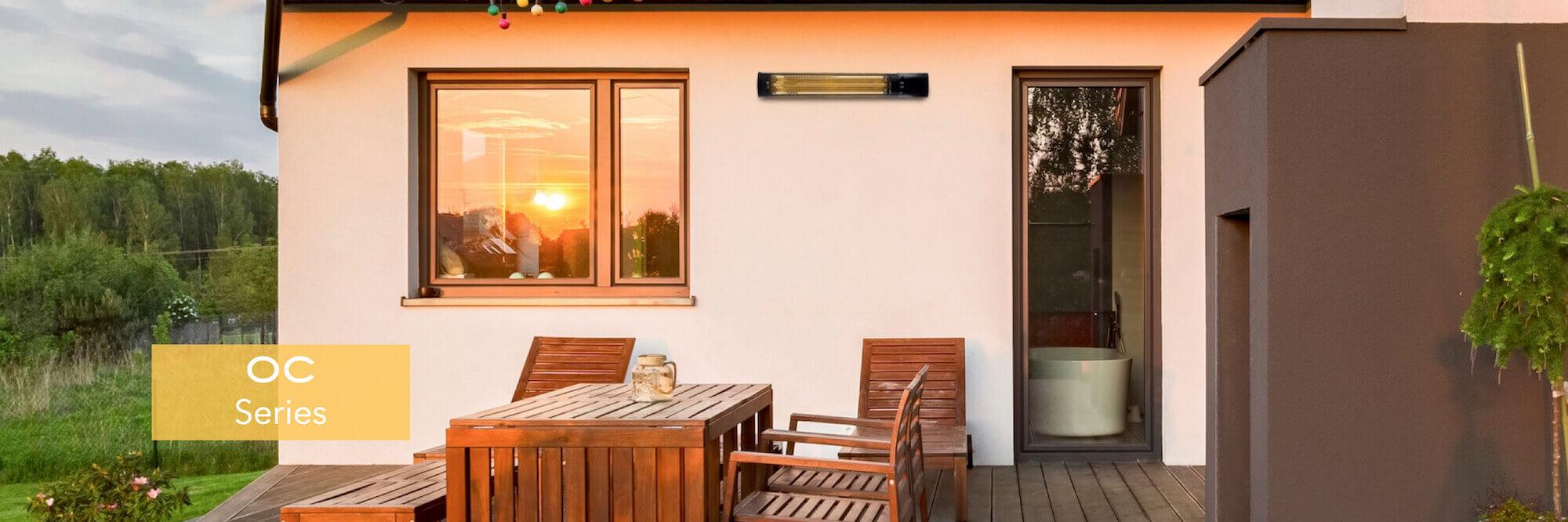 infrarotstrahler ausenbereich, infrarotstrahler für den außenbereich – die oc-serie - sundirect, Design ideen